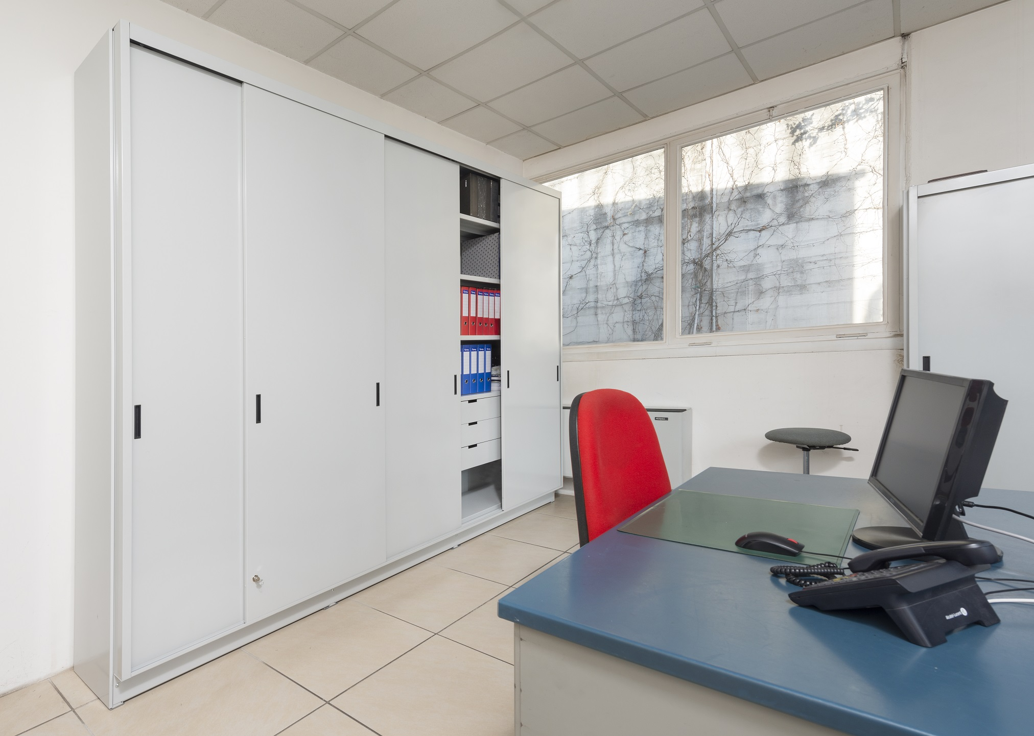 Prokoss Schiebetüre Büro-3