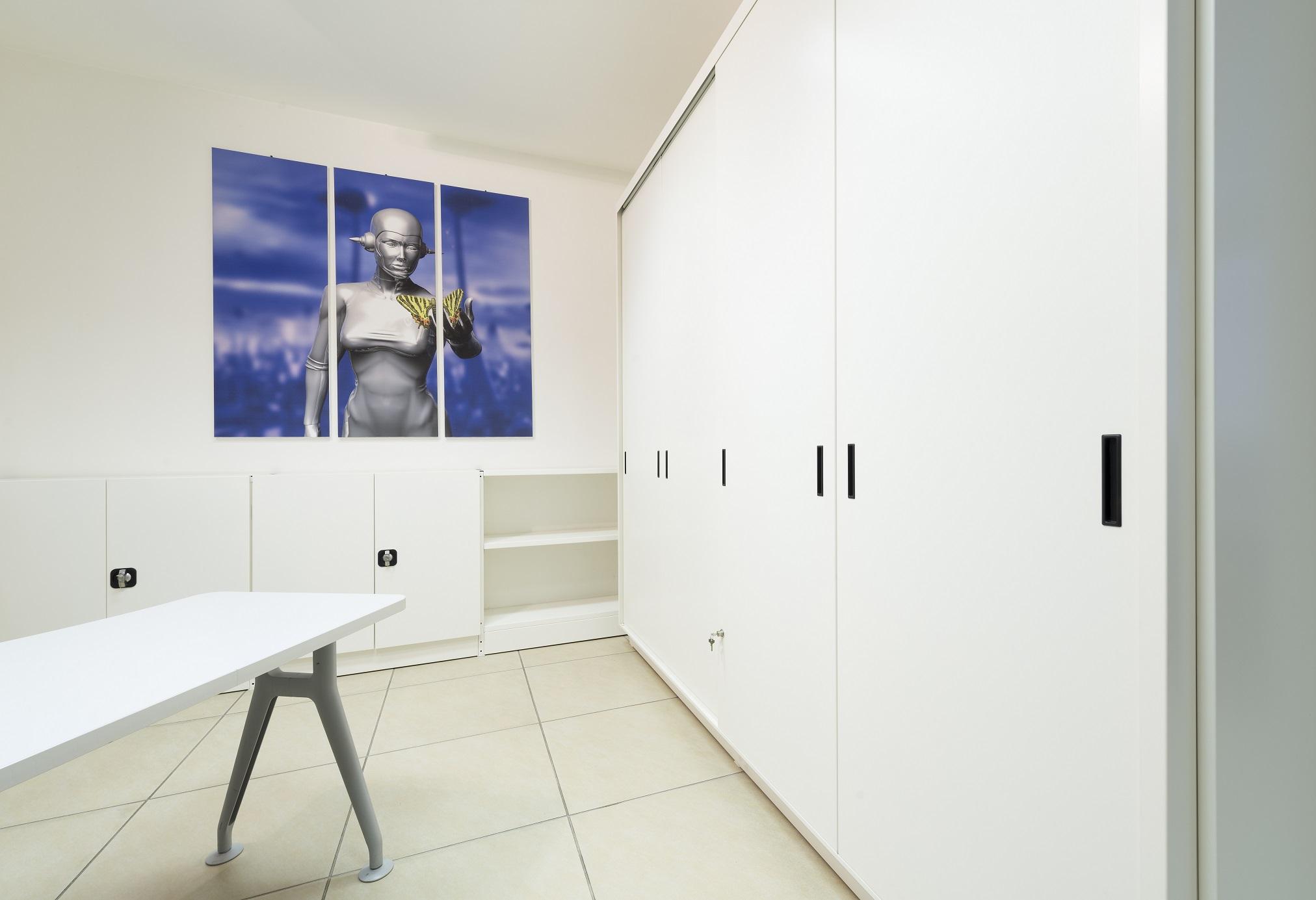 Prokoss Schiebetüre Büro-4