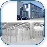 FANAIR locaux polyvalents (Conteneurs), bureaux d'atelier, guérites de portier