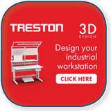 Le configurateur 3D pour votre place de travail parfaite. Concevez online et très simplement le poste de travail de votre choix